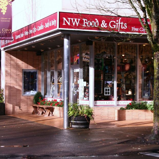 Our Store in Historic Downtown McMinnville, Oregon