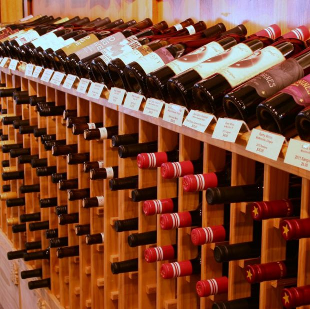 Come See Our Expanded Wine Room!  Wine Tasting Daily!